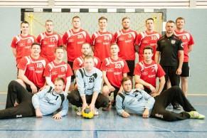 Letztes Heimspiel Saison 2014/2015 1.Männer