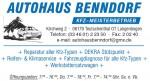 Mathias Benndorf Autohandel und Reparatur