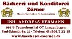 Bäckerei & Konditorei  Zörner