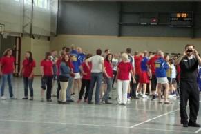 Handballwochenende Osterburg Frauen 2012