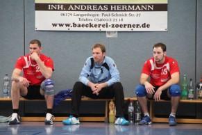 Aufstiegsspiel gegen HSC96 in Wansleben
