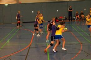 Punktspiel Frauen 2013 Fichte Erdeborn - Langenbogener SV