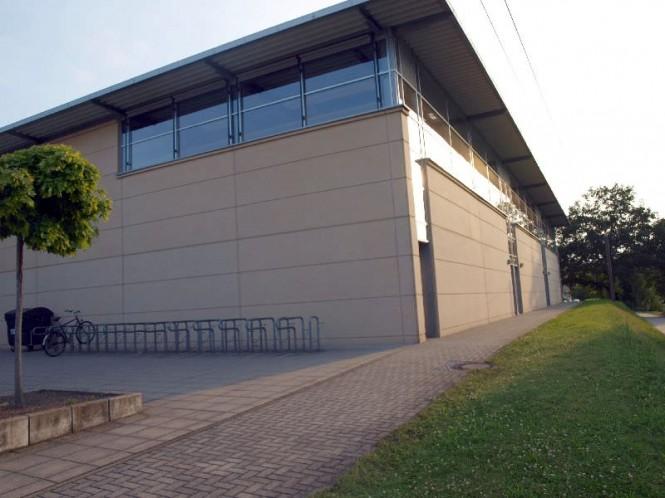 Sporthalle Wettin