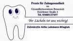 Zahnärtztin Arite Lehmann-Wiegleb